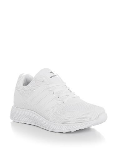 Tonny Black Beyaz Unısex Spor Ayakkabı Tb3006  Beyaz